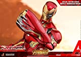 Hot Toys Marvel Avengers Infinity War Iron Man Mark L 50 Diecast Accessories Pack Special Edition [with Bonus Part]