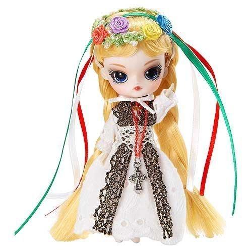 Pullip Little Dal Meena Doll 12cm