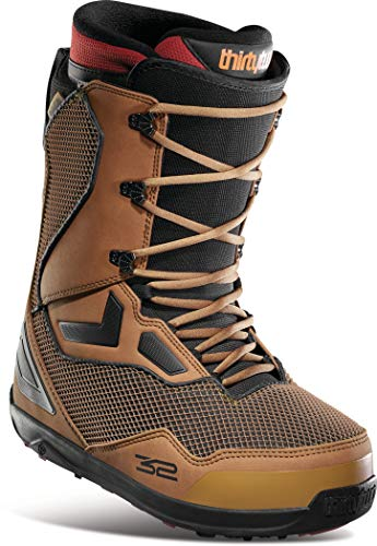 Thirty Two TM-2 Mens Snowboard Boots Brown Sz 13