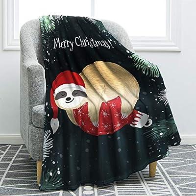 "Jekeno Throw Blanket Soft Comfort Cozy Bed Couch Blanket Plush Microfiber 50""x60"""