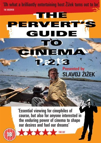 The Pervert's Guide To Cinema (REGION 0) (NTSC) [DVD] by Sophie Fiennes