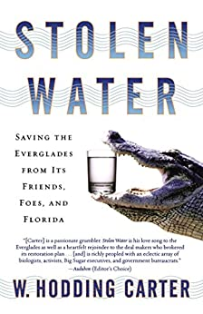 Stolen Water: Saving the Everglades from Its Friends, Foes, and Florida by [W. Hodding Carter]