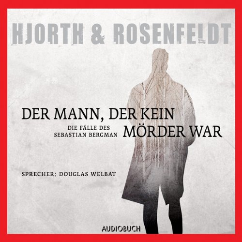 Der Mann, der kein Mörder war audiobook cover art