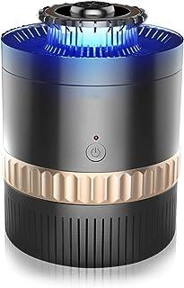 Jieer Lámpara Antimosquitos, Lámpara Antimosquitos Muda, Control de luz Inteligente para Interiores luz Portátil para Insecto Mosca Portátil para Uso Comercial en el Hogar