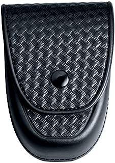ASP Centurion Handcuff Case, Chain/Hinge, Snap-Loc Clip, Basketweave,