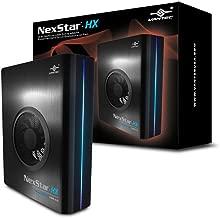 Vantec NexStar HX 3.5-Inch SATA to USB 3.0/eSATA HDD Enclosure with Fan NST-330SU3-BK