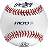Rawlings R100-P High School Leather Practice Baseballs, Box of 12