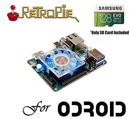 128GB SD Card for ODROID XU4 - Sega Saturn, Naomi, Atomiswave, Dreamcast