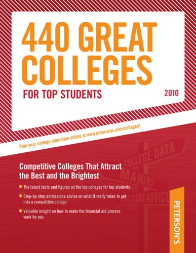 440 Great Colleges For Top Students Find The Right College For You Petersons 440 Colleges For Top Students