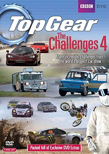 Top Gear - The Challenges 4 [UK Import]