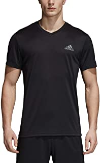 adidas Men's Ultimate Short-Sleeve V-Neck T-Shirt