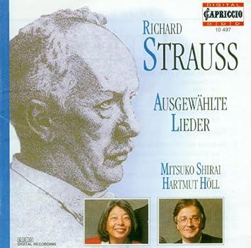 Strauss, R.: Lieder