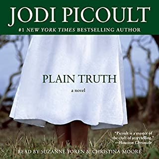 Plain Truth                   By:                                                                                                                                 Jodi Picoult                               Narrated by:                                                                                                                                 Christina Moore,                                                                                        Suzanne Toren                      Length: 16 hrs and 44 mins     92 ratings     Overall 4.5