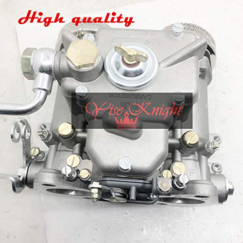 yise-K0318 New carb fajs 40mm dcoe 40DCOE 40 dcoe carburetor for EMPI Weber Solex dellorto air horns 35mm tall w air net DHL 5-9 days can be delivered
