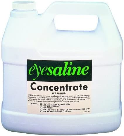 high quality Fend-all 2021 70 Ounce Bottle Sperian Saline Concentrate For Porta Stream I Eye Wash Station outlet online sale 1/BTL sale