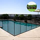 Giantex 4Ft X12Ft Swimming Pool Fence in Ground...