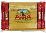 Anna Spaghettini #11b, 6 Pound Bags (Pack of 4)