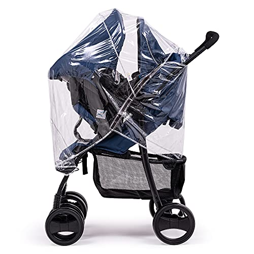 For Your Little One Compaitble with Pushchair Raincover Venicci Travel System
