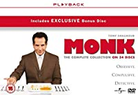 Monk: The Complete Collection [Import anglais]