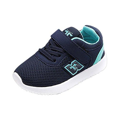Chaussures de Course Bébé, Manadlian Sneakers Enfant Baskets Montantes Filles Garcon Sport Runing Shoes Automne Chaussures