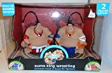 Wireless Head-2-head Remote Control Sumo King Wrestling Yin/Yang Fighters