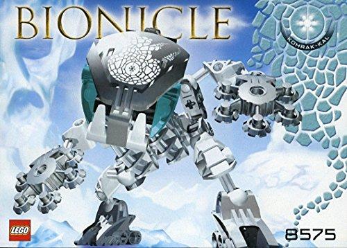Lego Bionicle Bohrok-Kal Kohrak-Kal (WHITE) #8575 [並行輸入品]