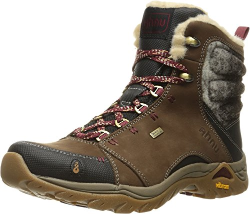 Ahnu Women's Montara Waterproof Boot,Muir Green,6 M US