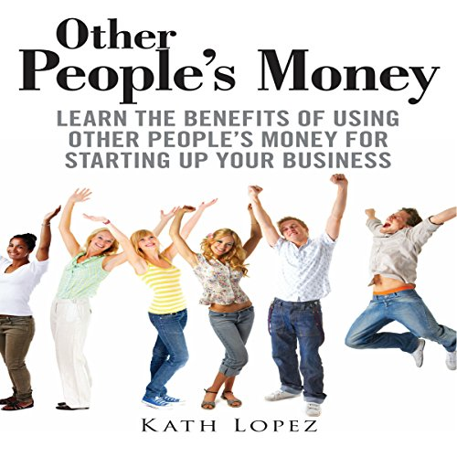 Other People's Money audiobook cover art