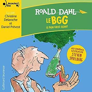 Le Bon Gros Géant cover art
