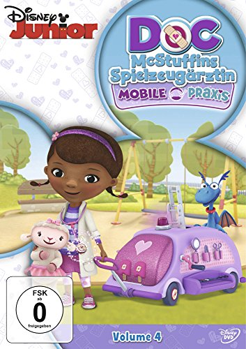 Doc McStuffins - Spielzeugärztin, Volume 4: Docs mobile Praxis