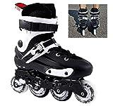 LLCA Profession Inlineskates Damen Adult Inline Skates Rollschuhe Atmungsaktiv Bequem Schlittschuhe...