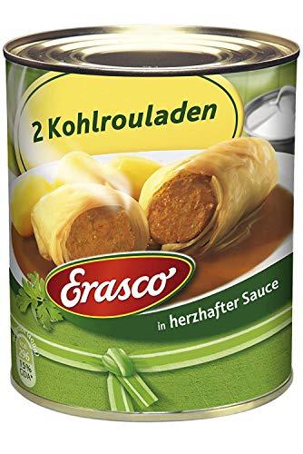 Erasco 2 Kohlrouladen In Herzhafter Sauce, 800 g