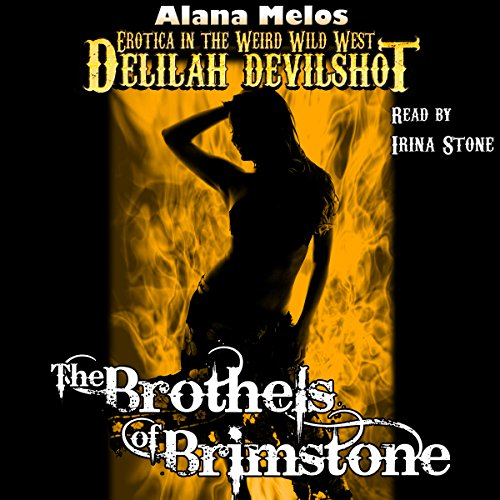 The Brothels of Brimstone audiobook cover art