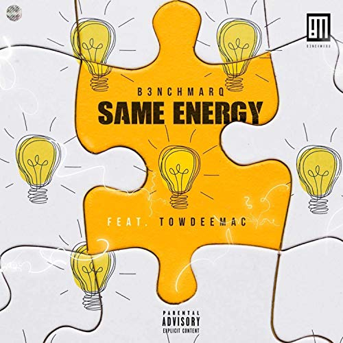 Same Energy (feat. Towdee Mac) [Explicit]