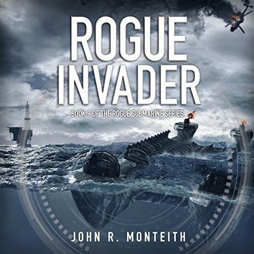 Rogue Invader audiobook cover art