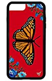 Wildflower Limited Edition Cases for iPhone 6 Plus, 7 Plus, or 8 Plus (Butterfly)