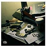 Kendrick Lamar Section 80 Cover Poster Hip Hop Album Decor Canvas Wall Picture Decoration Room -70x70cm No Frame
