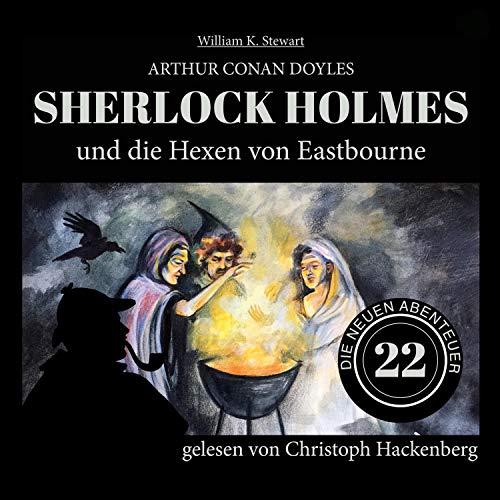 Sherlock Holmes und die Hexen von Eastbourne Titelbild