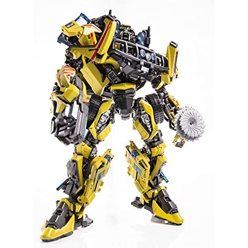 WWWE Transformer Toy, Robotde Tationtoy, Generations War Cybertron Deluxe MPM-11 Ratsche Actionfigur, Erwachsene Kinder Ab 6 Jahren