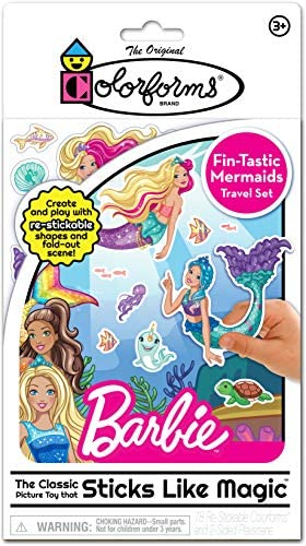 Colorforms Travel Playset Barbie product image
