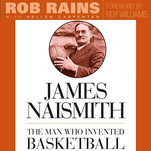 James Naismith audiobook cover art