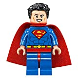 Lego DC Super Heroes Justice League Superman Minifigure