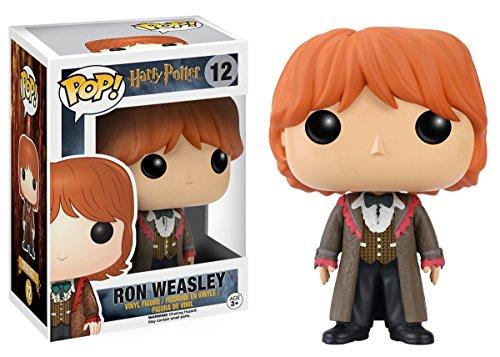Funko-6568 Ron Yule Ball Figura de Vinilo, colección de Pop, seria Harry Potter (6568) 2