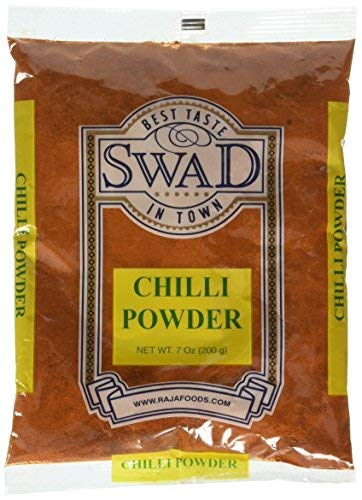 Indian Spice Swad Chili Free shipping on posting San Jose Mall reviews Powder OF 2 Red 7oz--SET Regular
