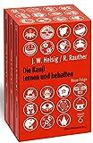 Die Kanji lernen und behalten Bände 1 bis 3. Neue Folge (Klostermann RoteReihe) - James W Heisig