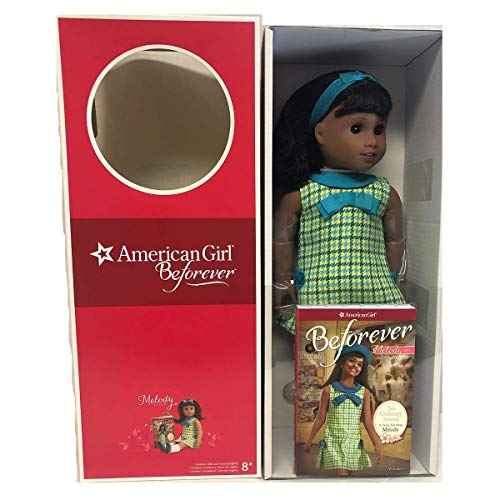 American Girl Melody Doll and Book by American Girl