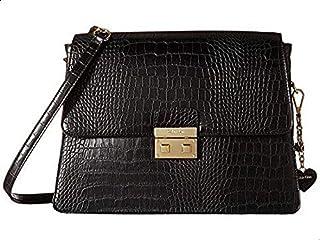 كالفن كلاين حقيبة للنساء-اسود - حقائب بتصميم الاحزمة