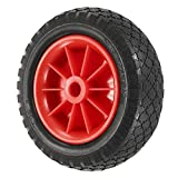 Lixada 1pc 8' / 10' Puncture-Proof Tire Wheel for Kayak Canoe Trolley Cart Replacement Tire (1pc10inch)