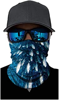 Abstract Swirl Tie Dye Neck Warmer Gaiter For Men Women Headband Face Mask Bandana Head Wrap Scarf Headwear Winter Balaclava For Ski Running Motorcycle