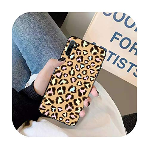 Phonecase Sexy Leopard Phone Case for Huawei Honor Mate P 9 10 20 30 40 Pro 10I 7 8A X Lite Nova 5T-A8-For Honor 8A